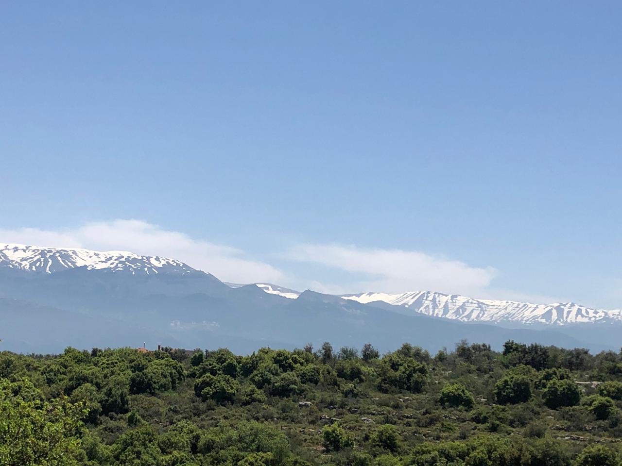 Catena del Libano - Situazione neve attraverso le stagioni-5-maggio-2019-cell-and-015.jpg
