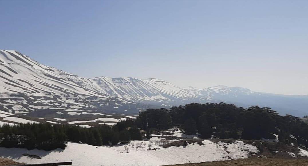 Catena del Libano - Situazione neve attraverso le stagioni-5-maggio-2019-cell-and-021.jpg
