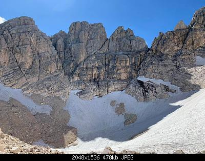Ghiacciaio del Calderone in agonia-calderone-parte-bassa-6-luglio-2019.jpg