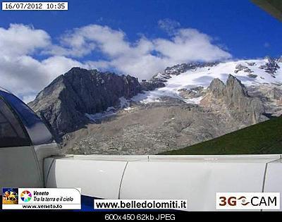 Il calo del ghiacciaio della Marmolada-marmo-2012.jpg