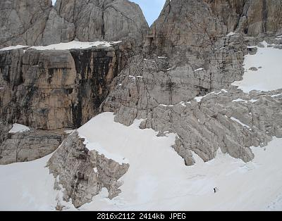 Ghiacciaio del Calderone in agonia-dsc00281.jpg