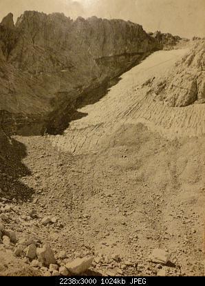 Ghiacciaio del Calderone in agonia-calderone-04.09.1982-piero-angelini.jpg