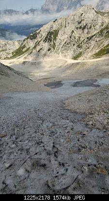 Conca Prevala (sella Nevea-ud) 15-08-09... e altre foto di confronto-sommita-glacinevato.jpg