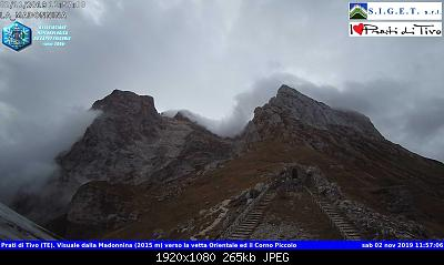 Ghiacciaio del Calderone in agonia-webcam2.jpg