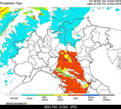 Nowcasting Emilia - Basso Veneto - Bassa Lombardia, 01 Dicembre - 16 Dicembre-wrf_nord_prectype.000044.jpg