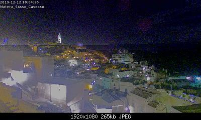 Primo scatto decente Foscam webcam Matera (Sasso Caveoso)-schedule_20191212-180427.jpg