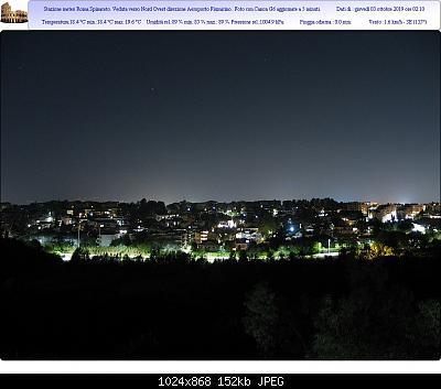 Primo scatto decente Foscam webcam Matera (Sasso Caveoso)-canonotte.jpg