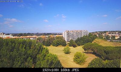 Primo scatto decente Foscam webcam Matera (Sasso Caveoso)-foscamgiorno.jpg