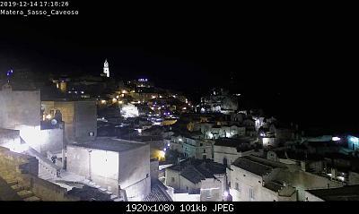 Primo scatto decente Foscam webcam Matera (Sasso Caveoso)-schedule_20191214-171827.jpg