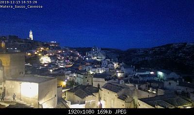 Primo scatto decente Foscam webcam Matera (Sasso Caveoso)-schedule_20191215-165527_wdr_off.jpg
