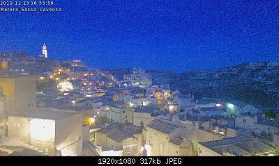 Primo scatto decente Foscam webcam Matera (Sasso Caveoso)-schedule_20191215-165557_wdr_on.jpg