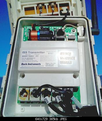 [VENDO] Sensore Davis radiazione solare DW-6450 ottime condizioni-iss-esterna.jpg