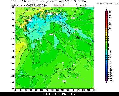 Nowcasting FVG - Veneto Orientale e Centrale GENNAIO 2020-gh-t850_ita_48.jpg