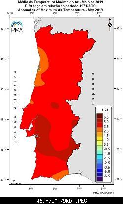 Il 2019, sotto il profilo termico, in alcuni Paesi europei-maggio-portogallo.jpg