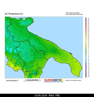 Puglia, sera 31 Marzo - 3 Aprile: ultimo richiamo dell'inverno-realtime_temp_puglia_basilicata.jpg