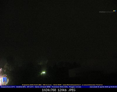 Puglia, sera 31 Marzo - 3 Aprile: ultimo richiamo dell'inverno-webcam-1-.jpg