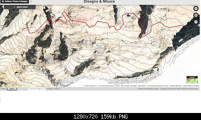 Il calo del ghiacciaio della Marmolada-confronto-marmolada-1973-2015.jpg