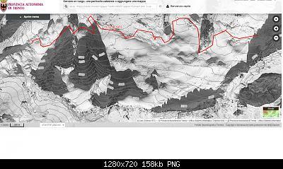 Il calo del ghiacciaio della Marmolada-marmolada-1994.jpg