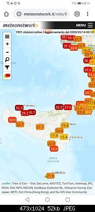 Ondata di caldo del 13 maggio e giorni successivi: qui i picchi(e gli eventuali record)-screenshot_20200514_051108_com.android.chrome.jpg