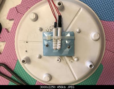 Sensore Oregon Scientific THGR810 like Davis 7346.-img-1202.jpg