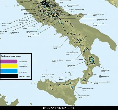Carta della precipitazione nevosa media annua in Italia - COMPLETA-innevamento-annuale.jpg