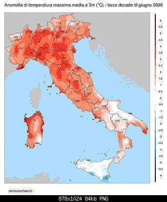 Luglio 2020: anomalie termiche e pluviometriche-tmax_anom_2020-06-3dec.jpg