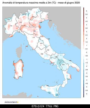 Luglio 2020: anomalie termiche e pluviometriche-tmax_anom_2020-06.jpg