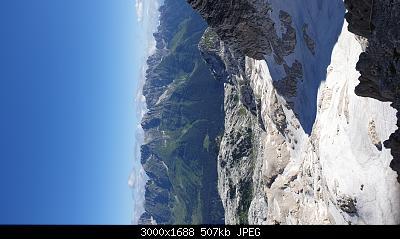 Conca Prevala (sella Nevea-ud) 15-08-09... e altre foto di confronto-20200707_095510.jpg