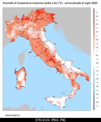 Luglio 2020: anomalie termiche e pluviometriche-tmax_anom_2020-07-1dec.jpg