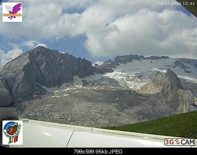 Il calo del ghiacciaio della Marmolada-marmo-2006.jpg