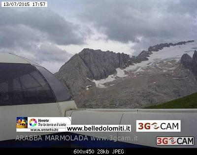 Il calo del ghiacciaio della Marmolada-marmolada-2015-luglio.jpg