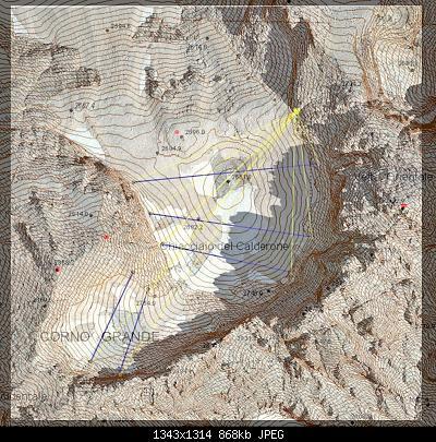 Ghiacciaio del Calderone in agonia-calderone-bing-maps-tracce-laser-1-5000-ok.jpg
