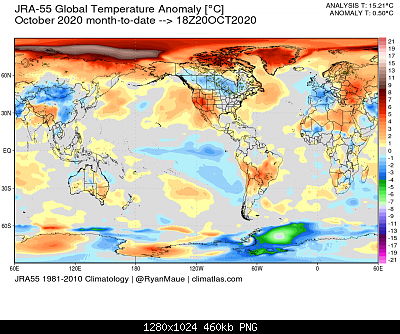 Ottobre 2020: anomalie termiche e pluviometriche-jra55_global_temp_anomaly_oct2020.png
