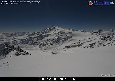 Nowcasting nivoglaciale Alpi autunno 2020-langenferner-201030-2300-hu.jpg