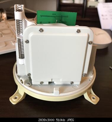 Vendo pluviometro Oregon Scientific PCR 800.-img-1447.jpg