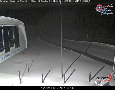 (S)nowcasting Appennino centrale (Lazio - Abruzzo - Umbria - Marche), inverno 2020/2021.-ovi-3-genn-sera.jpg