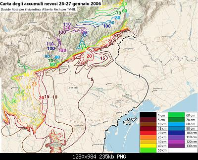 Accumuli nevosi del 26-27 gennaio 2006 in Veneto-neve-2006.jpg