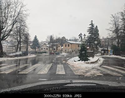 (S)nowcasting Appennino centrale (Lazio - Abruzzo - Umbria - Marche), inverno 2020/2021.-img_20210110_160030.jpg