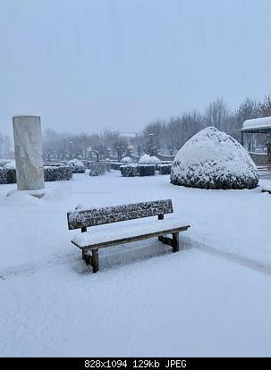 Feltre (BL): nevicata dicembre 2020-entrata-.jpg
