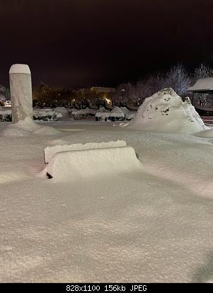 Feltre (BL): nevicata dicembre 2020-uscita-.jpg