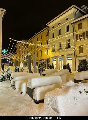 Feltre (BL): nevicata dicembre 2020-centro.jpg