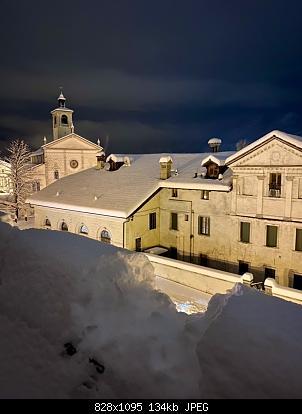 Feltre (BL): nevicata dicembre 2020-dalle-mura.jpg