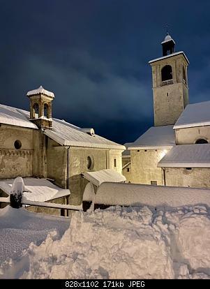 Feltre (BL): nevicata dicembre 2020-duomo.jpg