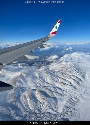 Catena del Libano - Situazione neve attraverso le stagioni-139965365_3974585412554386_8593816928280625346_o.jpg