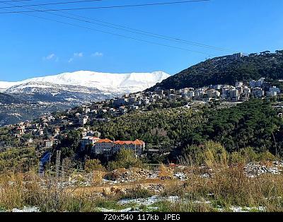 Catena del Libano - Situazione neve attraverso le stagioni-141207985_4019360984749922_4562497822080750247_o.jpg