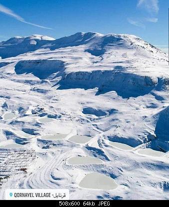 Catena del Libano - Situazione neve attraverso le stagioni-141068078_1730470913789727_6499873701341770241_n.jpg