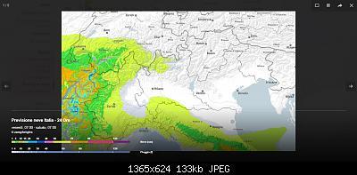 Nowcasting Emilia - Basso Veneto - Bassa Lombardia, 1 Febbraio - 14 Febbraio-bergfex-snow-24h-12e13-02-2021.jpg