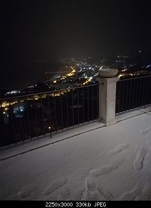(S)nowcasting Appennino centrale (Lazio - Abruzzo - Umbria - Marche), inverno 2020/2021.-img_20210213_212749.jpg