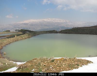 Catena del Libano - Situazione neve attraverso le stagioni-gita-neve-laghetti-falougha-feb-2021-cam-072.jpg