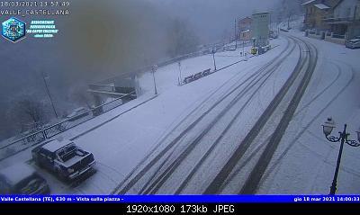 (S)nowcasting Appennino centrale (Lazio - Abruzzo - Umbria - Marche), inverno 2020/2021.-webcam2-4-.php.jpg